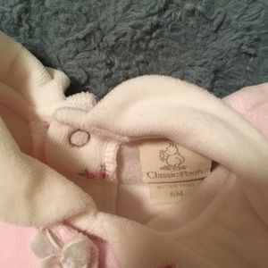 classic pooh Matching Sets - Pooh Bear Fleece outfit